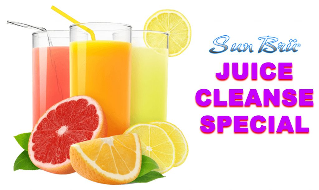 The Juice Shack Juice Cleanse