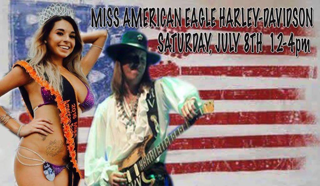 Miss American Eagle Bikini Contest 2017 @ American Eagle Harley-Davidson | Corinth | Texas | United States