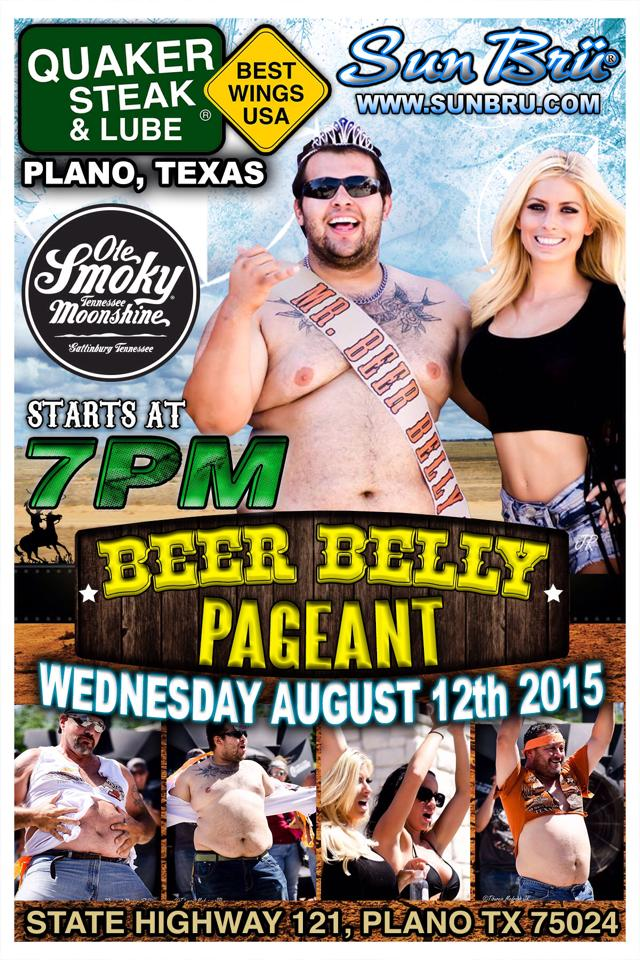 Beer Belly Pageant