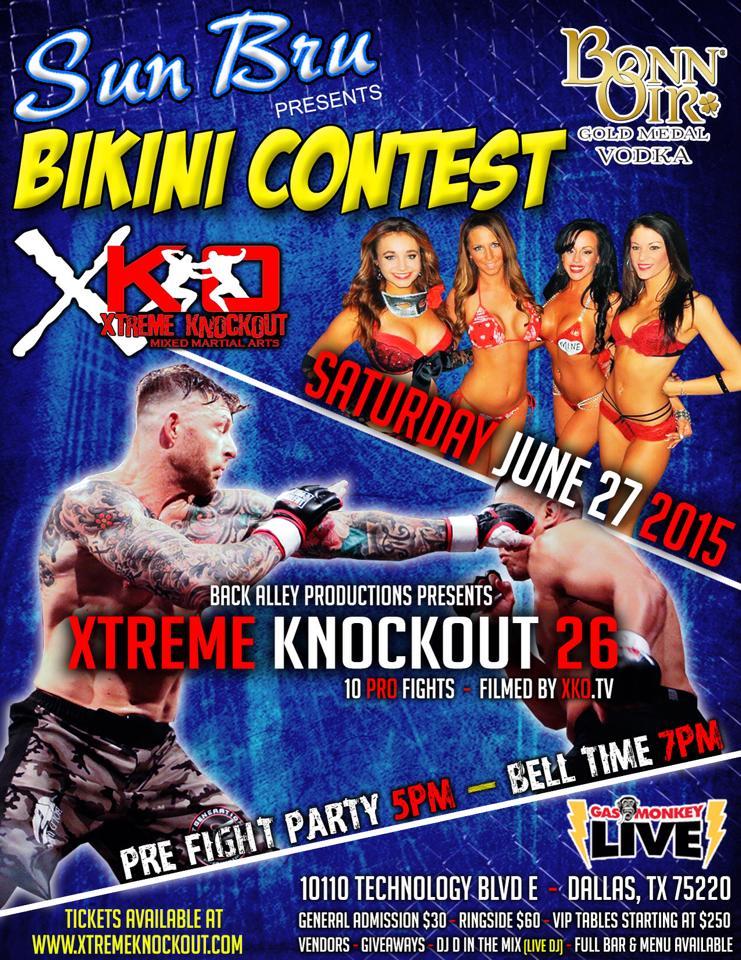 Bikini Contest/Xtreme Knockout 26