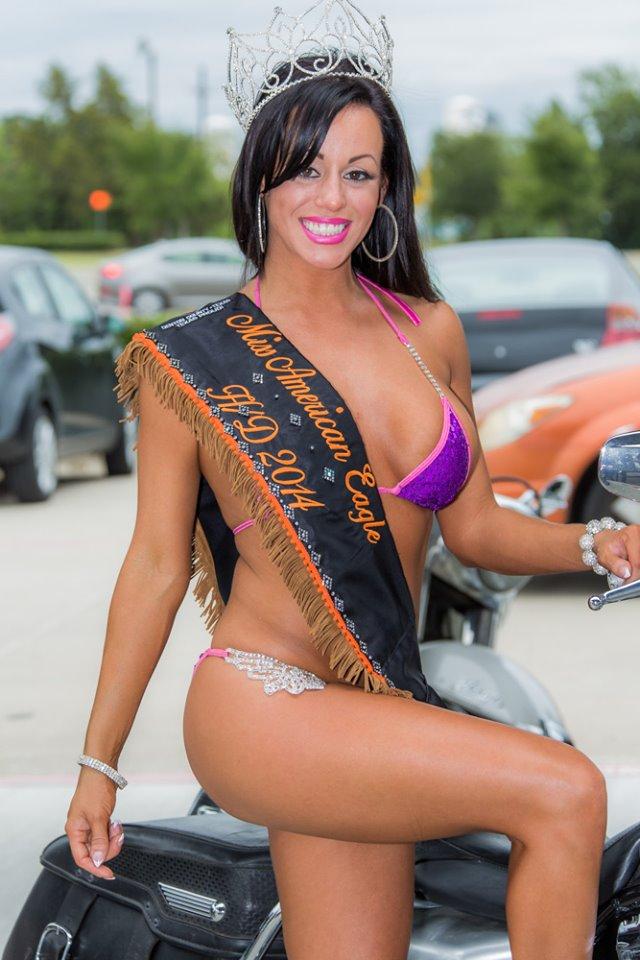 Miss American Eagle Bikini Contest 2019 @ American Eagle Harley-Davidson | Corinth | Texas | United States
